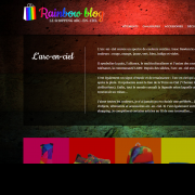 Rainbow Blog, blog shopping